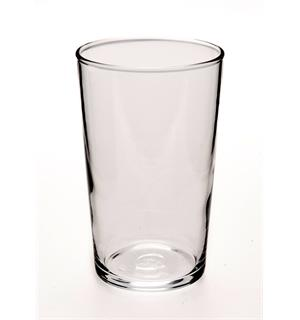 CONIQUE vannglass 25cl Herdet glass